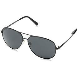 Michael Kors KENDALL I MK5016 Sunglasses 108287-60 - Matte Black Frame, Grey MK5016-108287-60