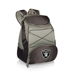 """""""Black Las Vegas Raiders PTX Backpack Cooler"""""""