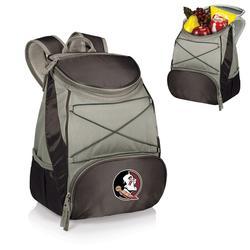"""Black Florida State Seminoles PTX Backpack Cooler"""