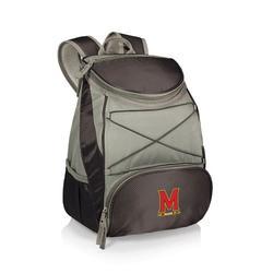 """""""Black Maryland Terrapins PTX Backpack Cooler"""""""