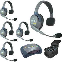Eartec HUB5S UltraLITE 5-Person HUB Intercom System (USA) HUB5S