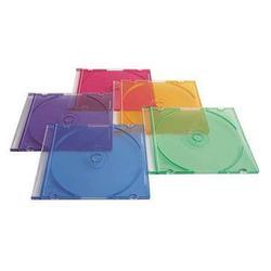 VERBATIM 94178 CD/DVD Slim Case,PK50