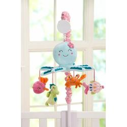 Carter's® The Sea Musical MobileFabric in Blue/Green/Pink, Size 15.0 H x 12.0 W x 12.0 D in | Wayfair 4750079