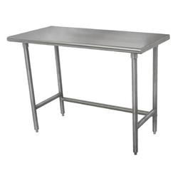 Advance Tabco Heavy Duty Stainless Steel Prep Station Stainless Steel/Steel in White, Size 35.5 H x 36.0 W in   Wayfair TMSLAG-363