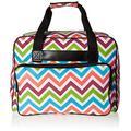 Janome Cheron Multi-Color Universal Sewing Machine Tote Bag, Canvas