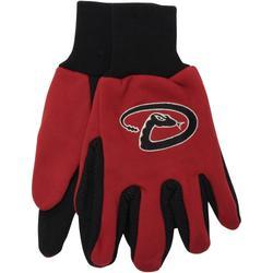 """""""Arizona Diamondbacks WinCraft Two-Tone Utility Gloves"""""""