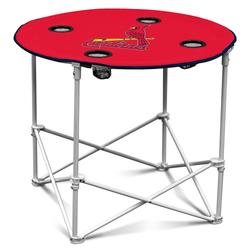 """""""Red St. Louis Cardinals Round Table"""""""