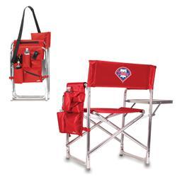 """Red Philadelphia Phillies Sports Chair"""