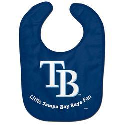 """Infant WinCraft Tampa Bay Rays Lil Fan All Pro Baby Bib"""