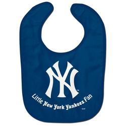"""Infant WinCraft New York Yankees Lil Fan All Pro Baby Bib"""