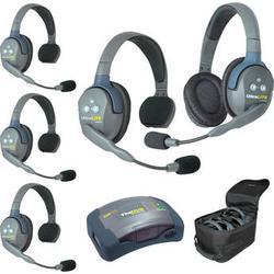 Eartec HUB541 UltraLITE 5-Person HUB Intercom System (USA) HUB541