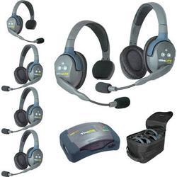 Eartec HUB624 UltraLITE 6-Person HUB Intercom System (USA) HUB624