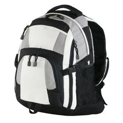 Port Authority Luggage-and-Bags Urban Backpack OSFA Grey/Black/Stone