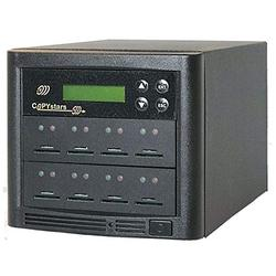 Copystars SD Card Duplicator Micro-SD Copier 1 to 7 Secure Digital Memory Card Duplication Tower