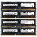A-Tech Hynix 64GB Kit 4X 16GB PC3-12800 1.35V for HP ProLiant SL250S G8 687465-001 SL335S G7 ML370 G6 SL390S G7 DL360 G6 672612-081 DL360P G8 DL370 G6 DL380E G8 DL380 G6 684031-001 Memory RAM