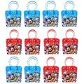 Disney Mickey Mouse & Friends 12 Pcs Goodie Bags Party Favor Bags Gift Bags Birthday Bags