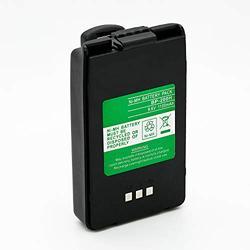 ExpertPower 9.6v 1100mAh NiMh High Capacity Radio Battery for Icom BP-200 BP-200H BP-200L BP-200M IC-A23 IC-A5 IC-T8 IC-T8A IC-T8E IC-T8H IC-T8HP IC-T81 IC-T81A IC-T81E IC-T81H IC-T81HP