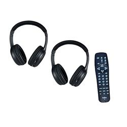 QX56 Wireless DVD Headphones and Remote for Model Years: 2004 2005 2006 2007 2008 2009 2010
