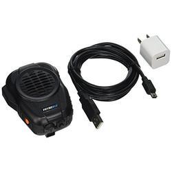 Pryme BTH-600 Bluetooth Wireless PTT Speaker Mic Icom Vertex Motorola Hytera (Audio Adapter is not Included)