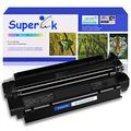 SuperInk 1 Pack Compatible Toner Cartridge Replacement for Canon X25 EP26 EP27 8489A001AA High Yield use in ImageClass MF3110 MF530 MF5550 MF5730 Printer