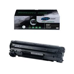 TonerPlusUSA Compatible CF283X/CRG137 Toner Cartridge for HP CF283X and Canon 137 CRG137 C137 Toner for HP Laserjet pro MFP M225dn M225dw M127fw M127fn M201dw M201n M125nw M125a [1 Pack]