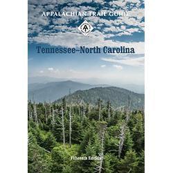Appalachian Trail Tennessee - North Carolina Guide Book Map Set (Appalachian Trail Guides)
