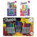 Sharpie Ultra Fine Point Permanent Marker Set, Assorted Colors, 31-Pack, Includes 5 Color Burst, 5 Electro Pop, and 5 Cosmic Colors, Along with 16 Assorted Classic Colors