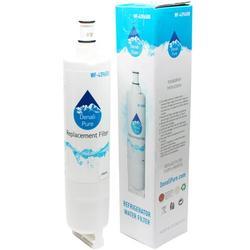 Replacement Whirlpool GS5SHGXLS00 Refrigerator Water Filter - Compatible Whirlpool 4396508, 4396510 Fridge Water Filter Cartridge