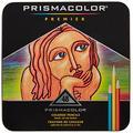 Prismacolor Premier Colored Pencils, Soft Core, 48-Count with Bonus Accessories Set