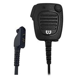 Speaker MIC for ICOM IC-F50 IC-F60 IC-F30G IC-F40GT New - Removable PTT Button