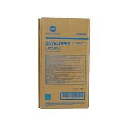 KONICA BIZ C6500 A04P900, DV610 CYAN DEVELOPER