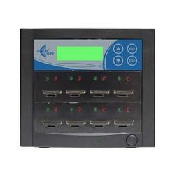 EZ Dupe 7-Target SD and Micro SD Flash Memory Card Duplicator Copier (EZDSDMSD7T)