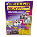 CD Stomper Pro CD Labeling System Software Clip Art Blank Labels PC & Mac by Cd Stomper