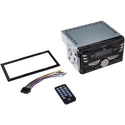 Dual Electronics DXRM57BT 50 Watts 4-channel AM/FM Receiver (Black)