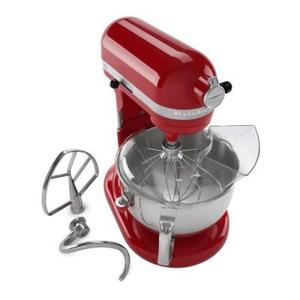 KitchenAid Pto 600 Series KP26M1XER  6-Qt. Stand Mixer - Empire Red