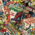 Marvel Marvel Cover Story Papier peint papier peint 70–265
