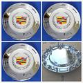 "Gosweet 4X Brand NEW Set of 4 Pieces 200mm Hubcaps CHROME Wheel center caps hubcaps For 2007-2014 CADILLAC ESCALADE 22"" WHEEL CENTER CAPS 9596649 US Fast Shipment"