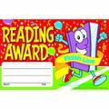 Trend Enterprises Recognition Awards, Reading Award - Finish Line, 5-1/2 x 8-1/2, 30/Pkg (T-81024) by Trend Enterprises