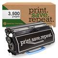 Print.Save.Repeat. Lexmark E260A11A-MICR Remanufactured MICR Toner Cartridge for E260, E360, E460, E462 [3,500 Pages]