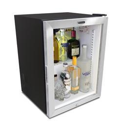 Whynter Display Glass Door 1.8 cu. ft. Upright Freezer, Size 26.0 H x 19.3 W x 19.0 D in | Wayfair CDF-177SB