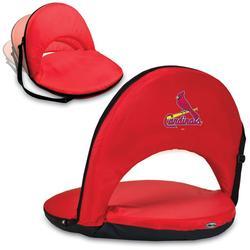 """Red St. Louis Cardinals Oniva Stadium Seat"""
