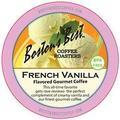 Boston's Best French Vanilla Coffee K-Cup, Compatible with Keurig, Cuisinart, Black + Decker, Hamilton Beach and Mixpresso, Medium Roast, 72 Count, Single Serve, BPA Free, Gluten Free, Kosher
