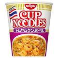 Nissin Cup Noodle Tom Yum Goong noodle 75g × 12 pieces