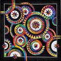 Enchanting Stars ? Foundation Paper Pieced Pattern ? 53? x 53? Quilt -