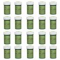 20x Sugarflair 25g Party Green Spectral Pate Colorant Alimentaire Glacage Gateau