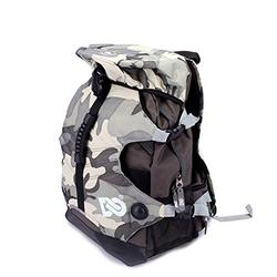DENUONISS Racing Ice Skates Traveling Backpack (cami, M)