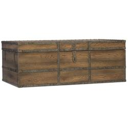 Hooker Furniture Hill Country Lift Top Block w/ Storage Wood in Brown, Size 19.0 H x 29.5 W x 49.5 D in   Wayfair 5960-50001-BRN
