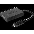 Lenovo USB-C to VGA Adapter with Power Pass-through