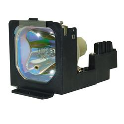 Original Philips Lamp & Housing for the Sanyo PLV-30 Projector - 240 Day Warranty