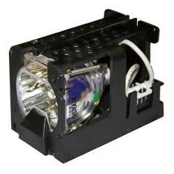 Original Osram PVIP Lamp & Housing for the Optoma EzPro 705 Projector - 240 Day Warranty